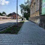Chodník ul. Máchova