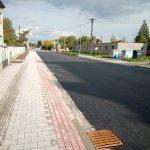 Stavební úpravy místní komunikace ul. Máchova