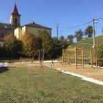 Doplnění herních prvků na dětském hřišti v Semonicích