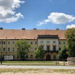 Oprava komínů na č.p. 1 Masarykovo náměstí