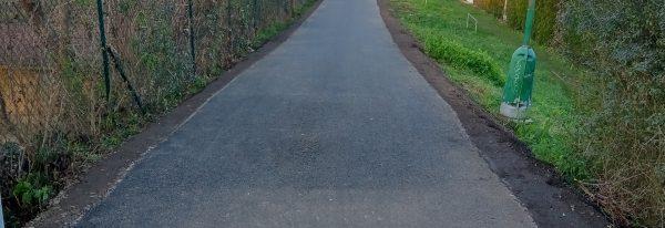 Oprava asfaltového povrchu Na Matysáku k ul. V Zahradách