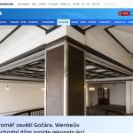 Jaroměř osvěží Gočára. Wenkeův obchodní dům projde rekonstrukcí
